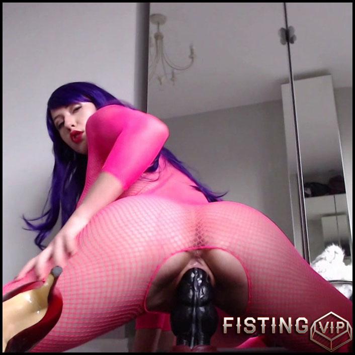 Anastasiaxxx89 fan gets me bad dragon reaction – russian webcam porn - HD-720p, dragon dildo, huge dildo (Release July 21, 2018)