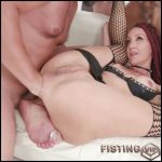 Lyna Cypher TAP with fisting and loose giant prolapse anal – HD-720p, mature fisting, solo fisting, triple penetration (Release July 12, 2018)