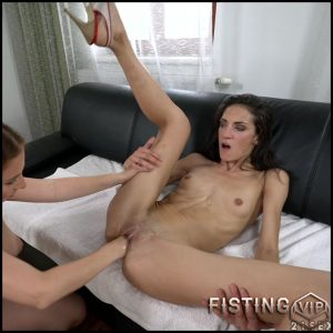 Antonia Sainz and Miki Torrez vaginal fisting with hot lesbians – Full HD-1080p, lesbian fisting, pussy fisting (Release August 25, 2018)