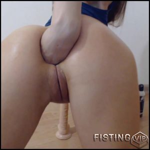 Miss Mia 99 five finger discount in doggy style pose – Full HD-1080p, anal fisting, solo fisting (Release August 28, 2018)