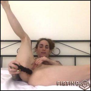 Webcam skinny tattooed girl butplug anal games – Full HD-1080p, dildo anal (Release August 27, 2018)