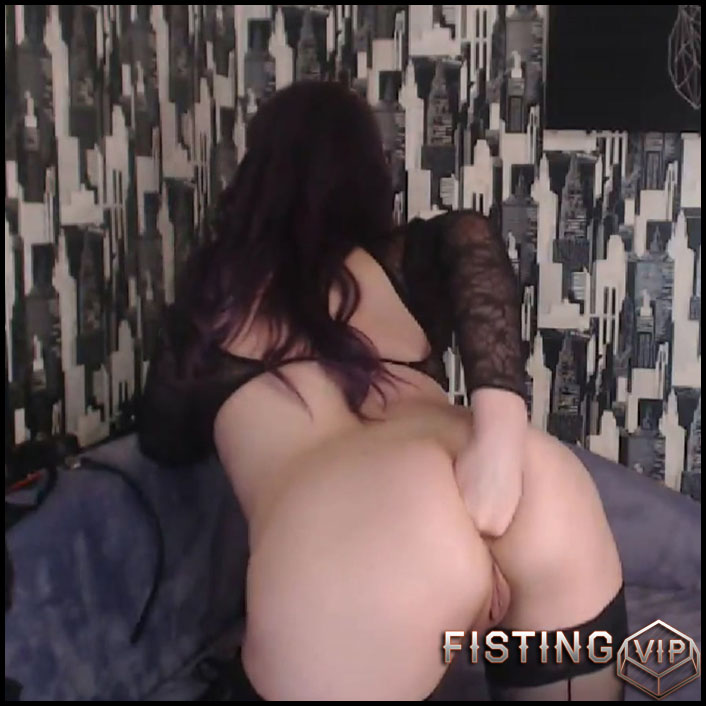 Dollfacemonica double anal first time beyond limit self webcam - Full HD-1080p, dildo anal, double dildo, solo fisting (Release September 23, 2018)