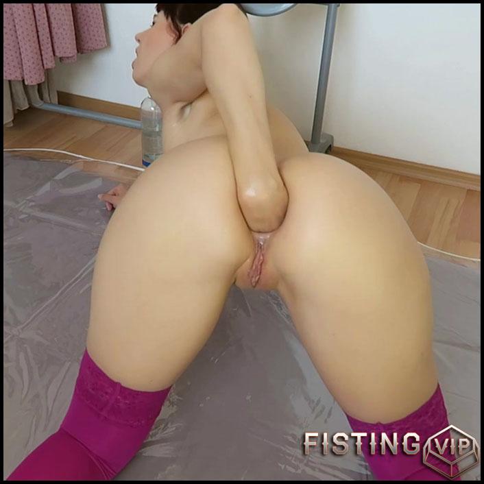 Mylene kinky urine enema, gape, fisting anal hardcore - Full HD-1080p, anal fisting, solo fisting (Release September 24, 2018)