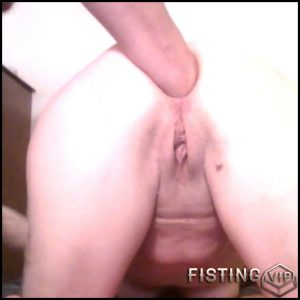 SexySasha fisting fun with husband homemade – Full HD-1080p, amateur fisting, anal fisting (Release September 24, 2018)