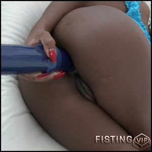 Exotic Indian girl Saritha gets DAP and huge dildo in her sweet narrow asshole – HD-720p, dildo anal, huge dildo (Release October 11, 2018)