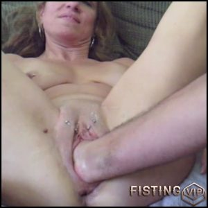 Mature Sexy Sasha epic anal prolapse loose after Double fisting – HD-720p, double fisting, pussy fisting (Release October 12, 2018)