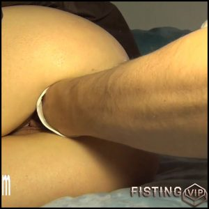 Vaginal fisting and boots penetration POV porn amateur – HD-720p, amateur fisting, pussy fisting (Release October 14, 2018)