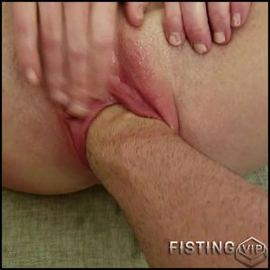 Akgingersnaps rough foot fucking, fisting and gaping – Full HD-1080p, couple fisting, solo fisting (Release December 11, 2018)