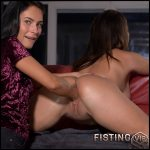 Lexi Dona hot vaginal fisting domination to gaping pussy – 4K, lesbian fisting, pussy fisting (Release December 10, 2018)