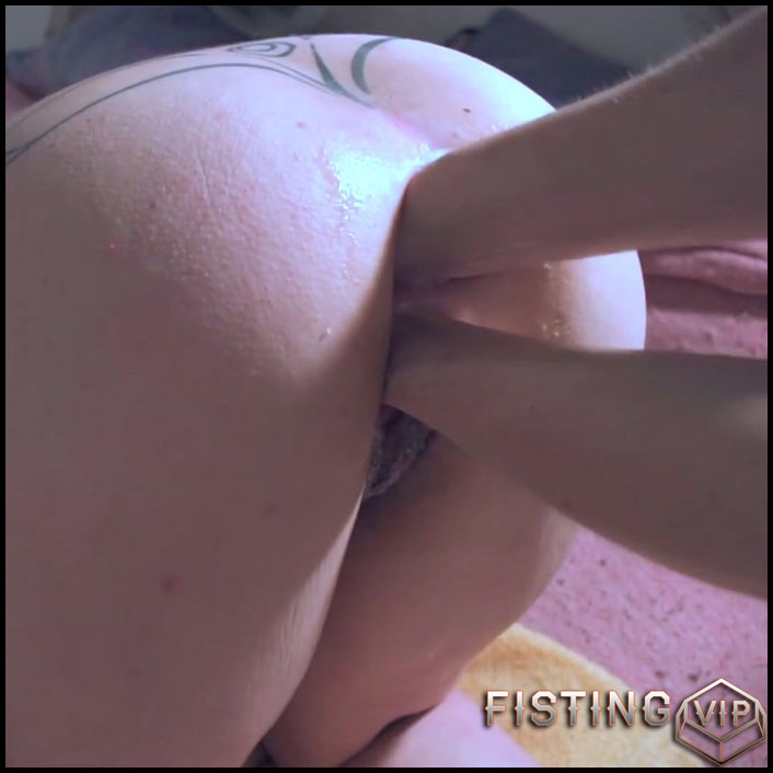Perfect amateur double fisting and loose anal prolapse with mature - Full  HD-1080p,