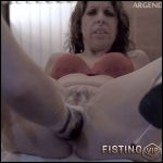 Amateur Fisting Christmas In A Motel Part 1 – ArgenDana – Deep Fisting