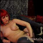 Amateur Hot Girl Penetration Hand And Dildo In Hairy Piercing Pussy – Abigail Dupree – Pussy Fisting