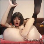 Baby Suicide Ahegao, Fist, And All What You Love Webcam Crazy – Solo Fisting