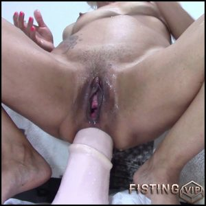 Bad Dragon And Horse Dildo Epic Penetration Anal – RaisaWetsX – Double Dildo