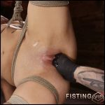 Bondage Domination, Throat Fuck And Fisting – Victoria Voxxx – Extreme Fisting