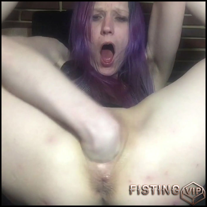 Fisting Again – Dirty MILF Solo Vaginal Games - Ashley Mercy - Pussy Fisting