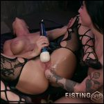 Fisting Domination Anal To Ariel X – Charlotte Sartre – Lesbian Fisting