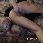 Fisting My Loose Holes Till I Squirt – VixenxMoon – Pussy Fisting, Vegetable Anal