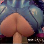 Samus Rides In New Shoes Webcam 4K porn – Tweetney – Cosplay Teen, Webcam