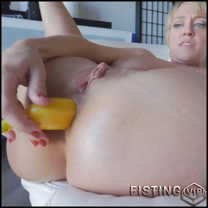 Wonderful Anal Rosebutt And Gape Stretching - Dee Williams - Anal Fisting1