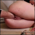 Fist Me Hard Bottle And Hand Penetration In Pussy Gape – Pettit Looloo – Pussy Fisting