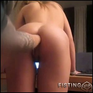 Sensation Porn – Gets Anal Fisted From Husband – Siswet19 – Teen Fisting