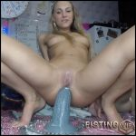 Elephant Trunk Dildo And Other Toys Deeply In Asshole – Siswet19 – Huge Dildo