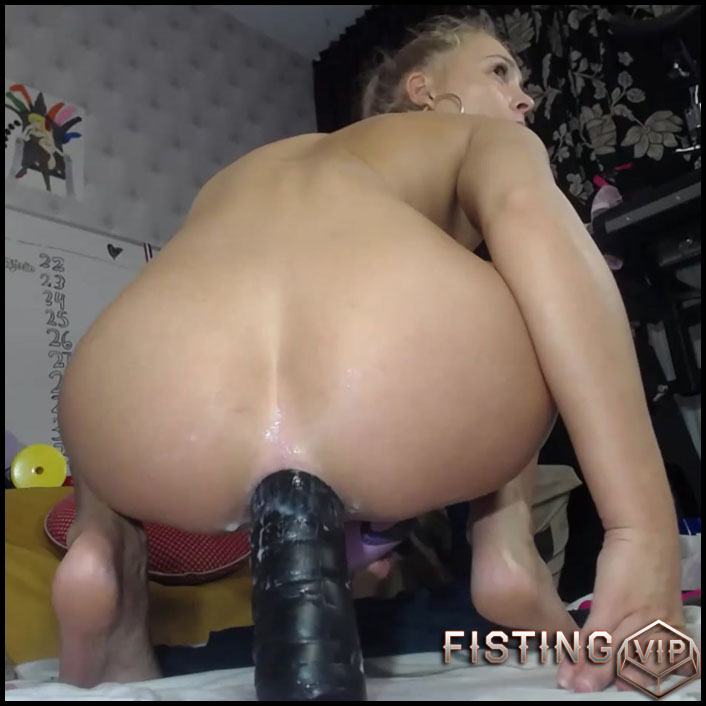 Giant New Dildo And Other Monster Toys Anal Only - Siswet19 - Dragon Dildo1