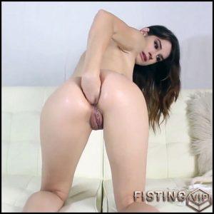 Butplug Fuck And Fisting Sex Solo Webcam – MiaRand – Solo Fisting