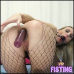 Please, Stretch My Ass Very More Webcam Show – Elen Hot – Gaping Anal, Huge Dildo