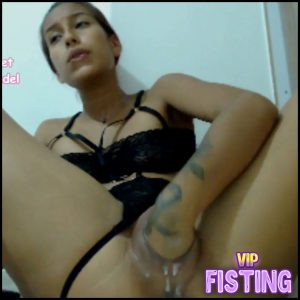 Kristy Fisting Sticky And Delicious Latin Porn Webcam – Kristybennt – Webcam Fisting
