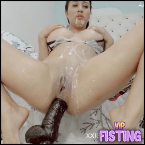 I Am U Nasty Girl – Xxisabelaxxx – BBC Dildo, Huge Dildo