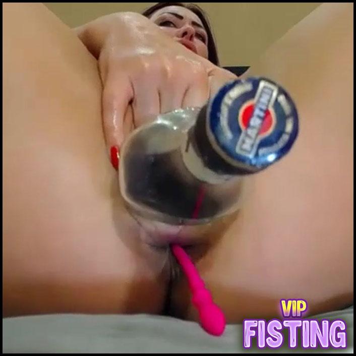 Webcam Pornstar With Epic Anal Prolapse