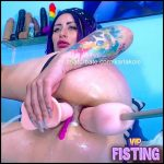 Big Tits Brunette Again Anal Fucking Machine Games – Karlakole – Dildo Anal