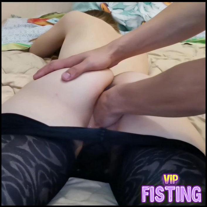 Girl Wanted Fisting - Kassandra Quinn