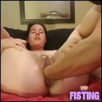 To The Wrist Fisting – OhKatyoh – Pussy Fisting, Couple Fisting