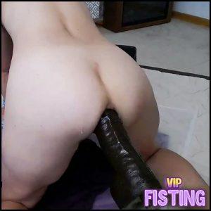 Wynfreya Fucking Machine Sex In Doggy Style Pose In Gaping Anus Hole – Fucking Machine