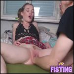 Amateur Upskirt Vaginal Fisting Sex With Skinny Kinky Wife – Pussy Fisting
