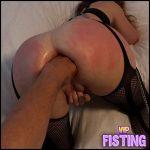 DP Fist and Hitachi HD – Vivian Monroe – Couple Fisting, Deep Fisting