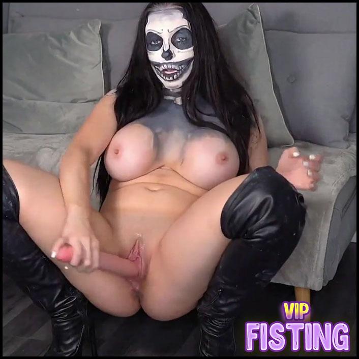 Miss Bones The Sex Toy Tester - KimberleyJx