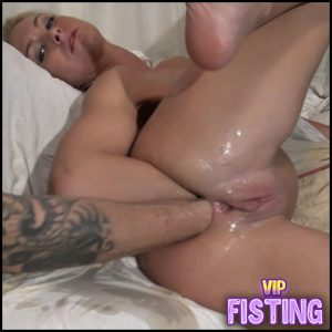 Webcam Show Doudle Fisting – Siswet19 – Anal Fisting