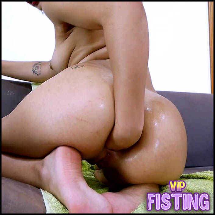 Good Pornstar Mila Sexy Wet Anal Prolapse Fisted
