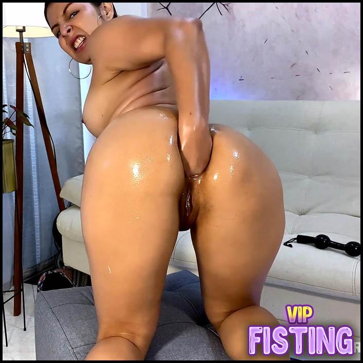 Horny Latina Big Ass Pornstar Anal Gaping Hole Terror - Valentynex