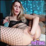 Pvt Show Fisting – LinaFoX – Solo Fisting, Webcam Fisting