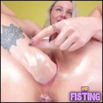 My Secret Show – MoonChristine – Pussy Fisting, Solo Fisting