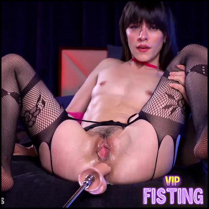 Large Labia Pornstar Fucking Machine Anal Driller - Natalieflowers