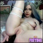New Teen Pornstar Fisted Her Big Anal Gape – Swetty-Pie – Teen Fisting