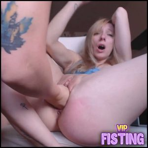 llovers4u2 Feet in Pussy, Fist – Anal Footing, Webcam Fisting